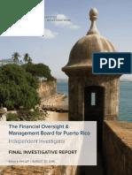 Informe sobre la investigación de la deuda de Puerto Rico