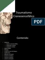 traumatismo craneoecefalico