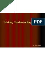 Making Graduates Employable