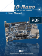 DE10-Nano User Manual