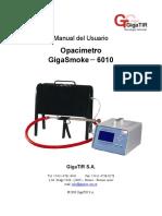 Manual Opacímetro