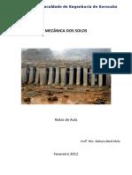 Apostila de Mec. dos Solos Melo, B. N.2012.pdf