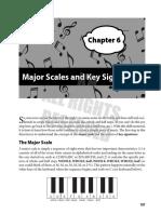 Major Scales