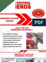 PRIMEROS AUXILIOS (BASICO)