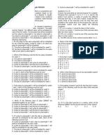 Analytical Reasoning B