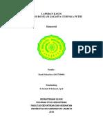 Cover Laporan Kasus Hemoroid