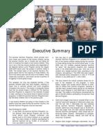 FRAC SNAP (Food Stamp) Program Participation Summer Report 2010