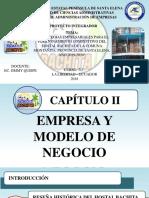 Proyecto Hostal Bachita
