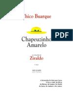 Holanda, Chico Buarque de - Chapeuzinho Amarelo - pdf ilustrado por Ziraldo.pdf