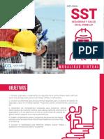 diploma seguridad y salud en el trabajo