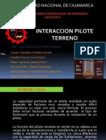 CA III Interacción Terreno Pilote