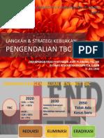 Kebijakan TBC Joint Planning TBC HIV