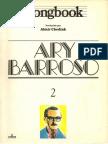 Songbook Ary Barroso 2