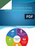 La Seguridad Social Como Derecho Humano1
