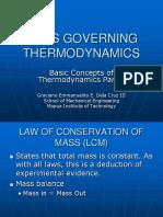 3 Laws Governing Thermodynamics 2