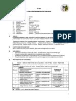 Legislacion y Administracion Tributaria 2015-II