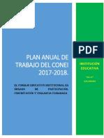 PAT - CONEI 2017-2018
