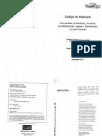 1946 CÓDIGO DE NOTARIADO. Concordado, Comentado y Anotado con Referencias Legales y Doctrinarias y Leyes conexas.pdf