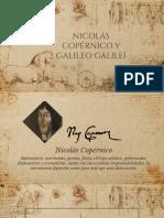 Copernico y Galileo