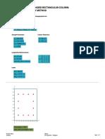 Equivalent Eccentricity Method - Column Design using Mathcad Prime