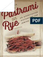 Ted Merwin-Pastrami on Rye_ an Overstuffed History of the Jewish Deli-NYU Press (2015)