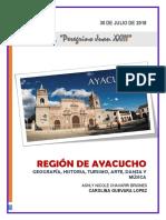 Región de Ayacucho