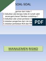 Pelatihan Risk Grading