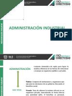 Administracion Industrial