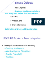 Business Objects XI.ppt