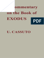 A Commentary on the Book of Exodus