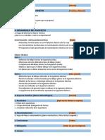 Partes Informe Dibujo