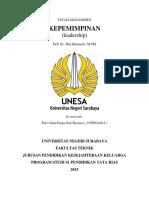 KEPEMIMPINAN Fitri Arum 15050634012.docx