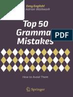 Top 50 Grammar Mistakes.epub