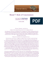 28906291 Shoud 7 Body of Consciousness a Message From Adamus Channeled Through Geoffrey Hoppe