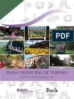 Plano Municipal de Turismo 2015 2018