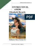 Los Fortune II 02 - Elizabeth Bevarly - Encuentro Con El Amor
