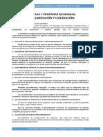 Material Insolvencia (Ex Quiebra)