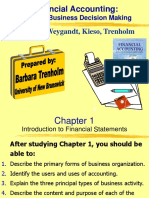 financial accounting decision making