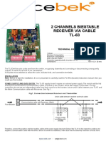 Cebek Tl 63 User Manual