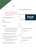 Digest Format