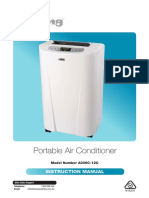 Portable+Air+Conditioner+-+Instruction+Manual