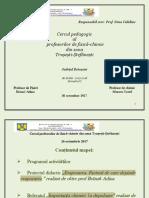 proiect didactic evaporarea-clasa a VIII-a