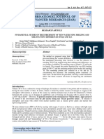 FUNDAMENTAL STUDIES ON THE ENRICHMENT OF 3H IN WATER USING FREEZING AND MELTING POINT DIFFERENCES OF H2O AND T2O.