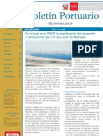 Boletin Portuario APN Enero 2009