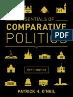 Essentials of Comparative Politics 5th Edition-FULL