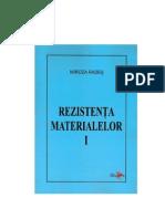 M. Rades - Rezistenta Materialelor 1
