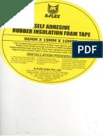 Sa Tape Labelscan