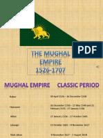 MUGHAL EMPIRE 1526-1707.pptx