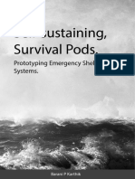 Survival Pod Design - Report and Case Studies