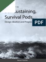 Survival Pod Design - Design Ideation